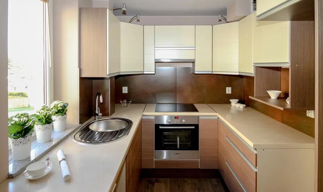 Σπύρος Σούλης: Έχετε μικρή κουζίνα; Έξυπνα tips για να κερδίσετε χώρο - Κυρίως Φωτογραφία - Gallery - Video