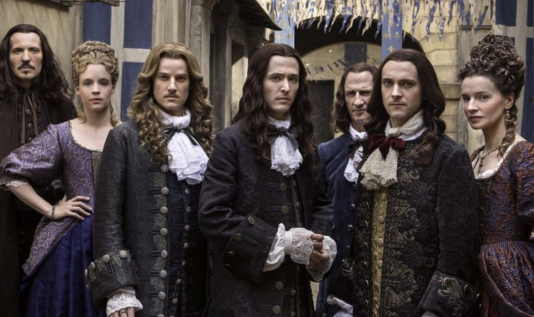 #Versailles: Το πιο πολυσυζητημένο ανερχόμενο σίριαλ διακωμωδείται από τα τρολ του Twitter – Μεγάλη πλάκα - Κυρίως Φωτογραφία - Gallery - Video