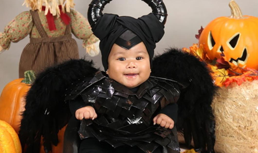 Όταν οι γονείς έχουν φαντασία - Πάρτε ιδέες για να ντύσετε τα παιδιά σας φέτος τις Απόκριες με τις πιο ευφάνταστες στολές   - Κυρίως Φωτογραφία - Gallery - Video