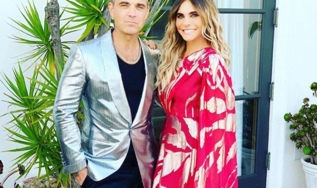 Robbie Williams: Έγινε πατέρας για τέταρτη φορά μέσω παρένθετης μητέρας - Κυρίως Φωτογραφία - Gallery - Video