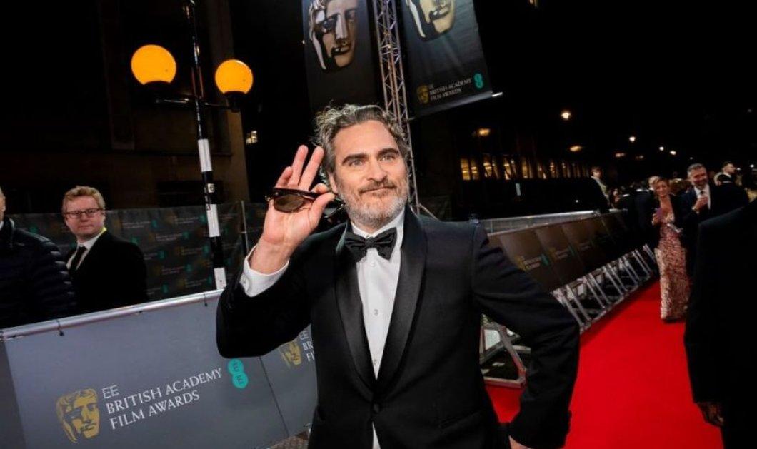Ο Χοακίν Φίνιξ αξίζει όλα τα βραβεία φέτος με τον Joker του - Πρωταγωνιστής στα Bafta - Όλη η λίστα  (φωτό) - Κυρίως Φωτογραφία - Gallery - Video