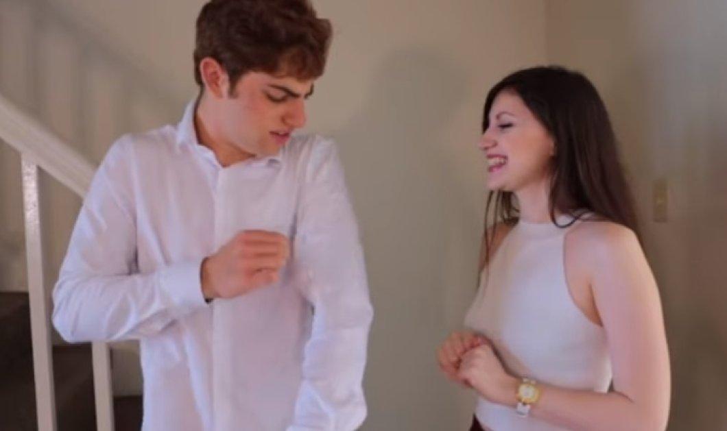 Βίντεο - Θα ξεραθείτε στα γέλια! Ο νεαρός Άγγλος έχει την... τύχη να συζεί με Ελληνίδα- Α ρε γλέντια - Κυρίως Φωτογραφία - Gallery - Video