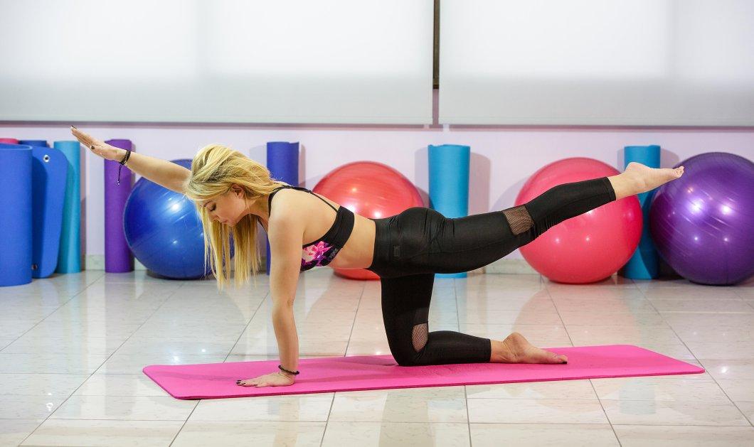 Μαρία Μαραγιάννη: Πώς το pilates προσφέρει ευλυγισία - ευεξία - ισσοροπία - Τί κάνει στις εγκύους! - Κυρίως Φωτογραφία - Gallery - Video