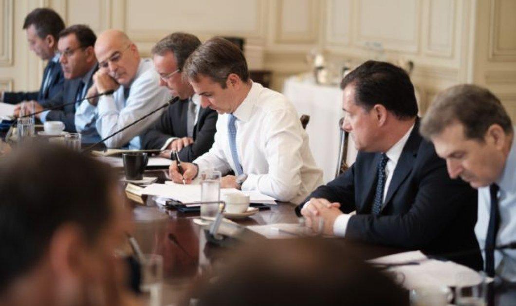 Kυρ. Μητσοτάκης: Μήνυμα ψυχραιμίας από τον Πρωθυπουργό για τον κορονοϊό – Έκτακτα μέτρα στα σύνορα (βίντεο) - Κυρίως Φωτογραφία - Gallery - Video