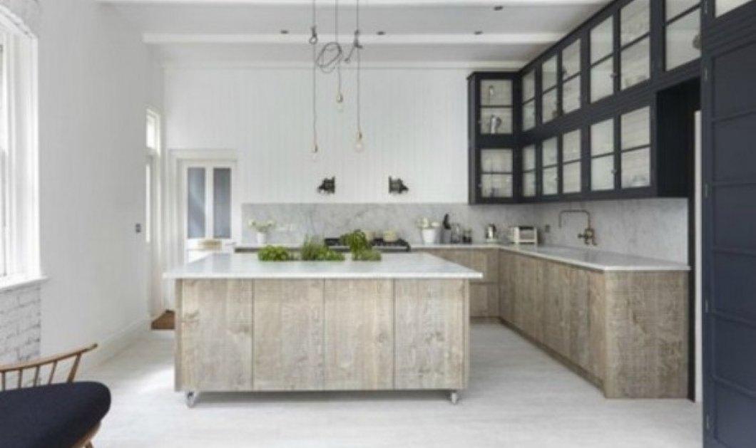 Έτσι θα Δημιουργήσετε την πιο όμορφη «Βρετανική» κουζίνα - Κυρίως Φωτογραφία - Gallery - Video
