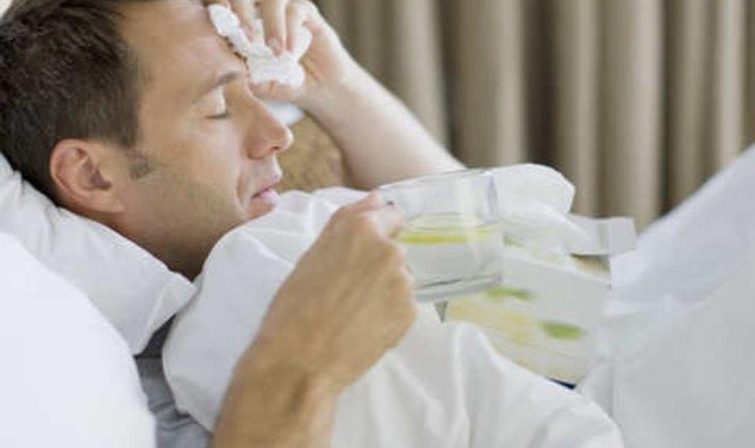 Πως αντιμετωπίζουν οι άντρες τις ιώσεις ανάλογα με το ζώδιό τους;  - Κυρίως Φωτογραφία - Gallery - Video