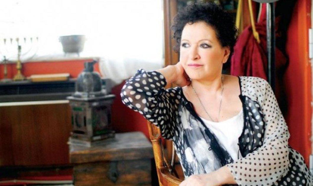 Στο νοσοκομείο η Μάρθα Καραγιάννη  - Νοσηλεύεται σε ιδιωτική κλινική  - Κυρίως Φωτογραφία - Gallery - Video