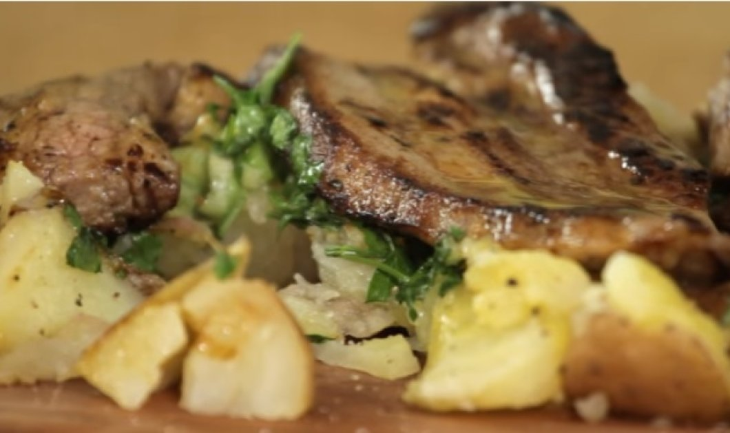 Μία συνταγή που θα σας ξετρελάνει για την Τσικνοπέμπτη- Πανσέτα μαριναρισμένη σε άλμη από τον Άκη Πετρετζίκη (βίντεο) - Κυρίως Φωτογραφία - Gallery - Video