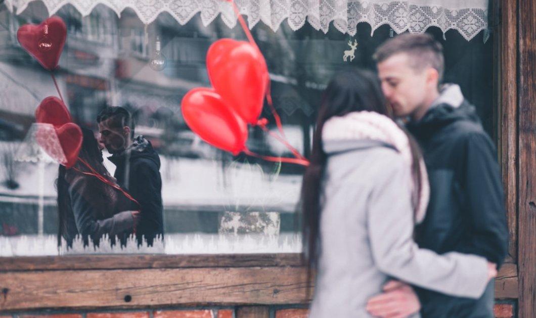 5 καλοί λόγοι για να λατρέψεις την Ημέρα του Αγίου Βαλεντίνου! - Κυρίως Φωτογραφία - Gallery - Video