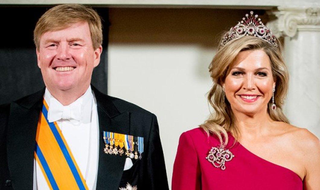 Το πιο ερωτευμένο ζευγάρι βασιλιάδων στην Ευρώπη είναι σίγουρα της Ολλανδίας Μάξιμα & σε ζεστή αγκαλιά στα χιόνια (Φωτό) - Κυρίως Φωτογραφία - Gallery - Video