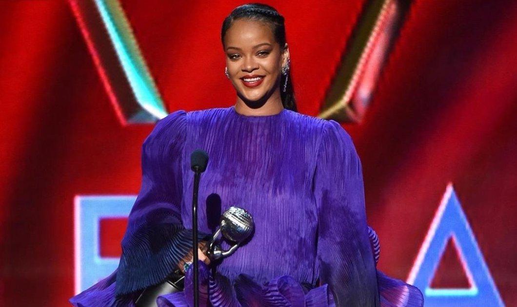 Top Woman η Rihanna: Ο εμπνευστικός λόγος της εντυπωσίασε στα 51α Βραβεία NAACP - H μωβ φανταστική τουαλέτα (φωτό - βίντεο) - Κυρίως Φωτογραφία - Gallery - Video