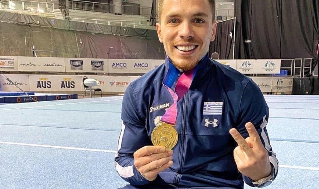 Ο χρυσός Πετρούνιας έτοιμος για τους ολυμπιακούς του Τόκιο – Η πρώτη του ανάρτηση - Κυρίως Φωτογραφία - Gallery - Video