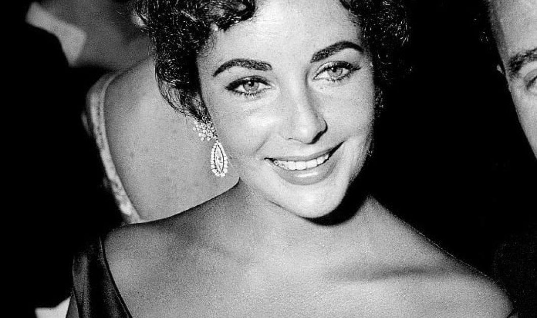 Vintage Oscars: Όταν η Ελίζαμπεθ Τέιλορ έβαλε κίτρινο (φωτο) - Κυρίως Φωτογραφία - Gallery - Video