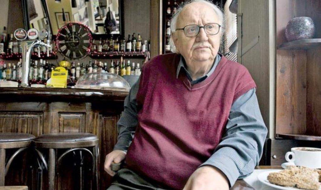Έφυγε από τη ζωή ο δημοσιογράφος Κλέαρχος Τσαουσίδης σε ηλικία 73 ετών - Κυρίως Φωτογραφία - Gallery - Video