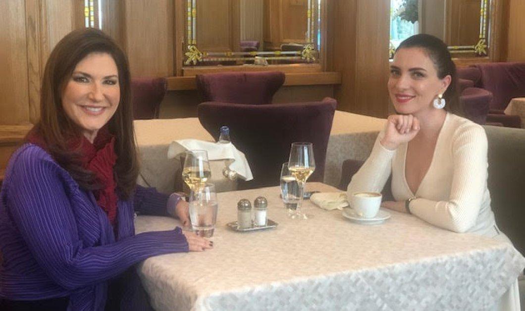 Lunch @ The Parliament - Web interview με την Φωτεινή Δάρρα: Πήρα 30 κιλά στην εγκυμοσύνη μου - Μαγειρεύω ραγού & Ζακυνθινά παραδοσιακά φαγητά (βίντεο) - Κυρίως Φωτογραφία - Gallery - Video