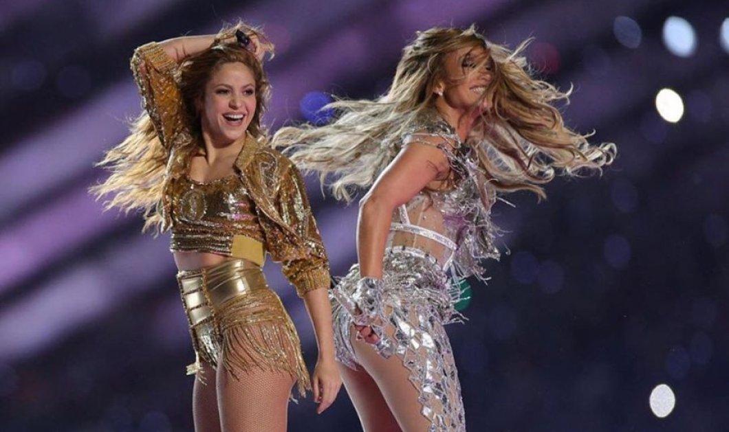 Super Bowl super girls: Έσκισαν Τζένιφερ Λόπεζ - Σακίρα με τα κορμάκια & τους χορούς τους - Ξεσήκωσαν την Αμερική (φωτό & βίντεο) - Κυρίως Φωτογραφία - Gallery - Video
