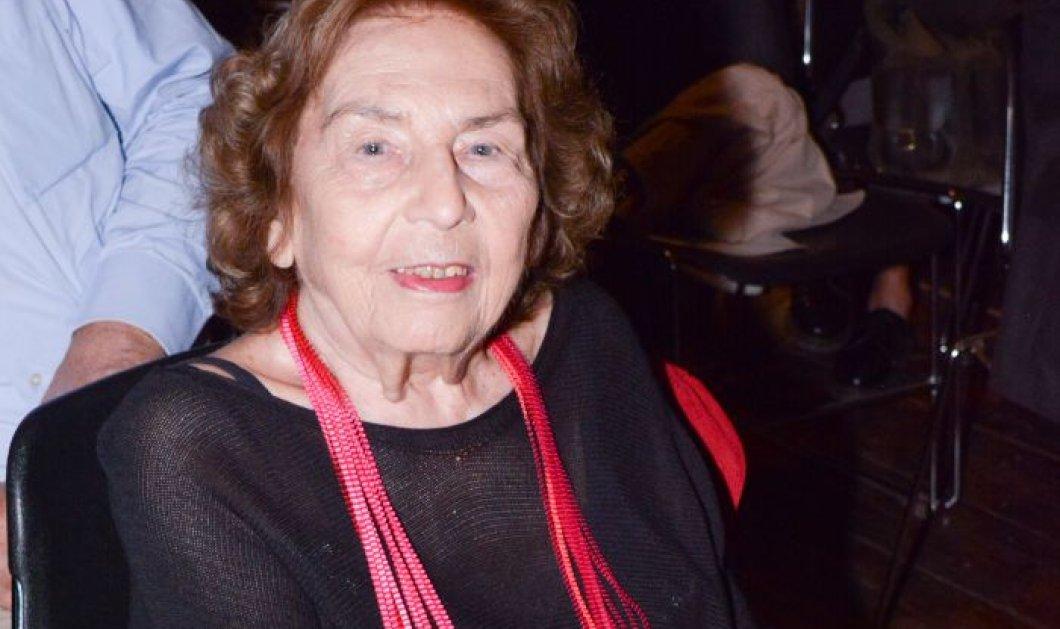 Πέθανε η σπουδαία συγγραφέας  Άλκη Ζέη – Την λάτρεψαν τα παιδιά, την αγάπησαν οι μεγάλοι (φωτό) - Κυρίως Φωτογραφία - Gallery - Video