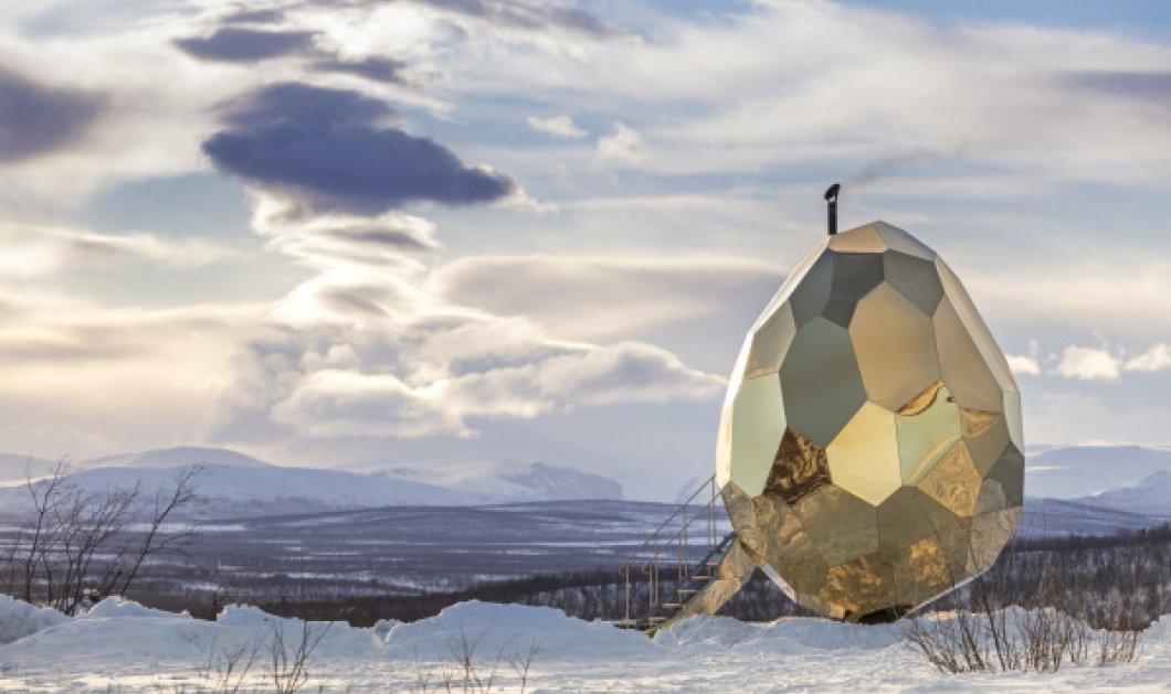 9 φανταστικές σάουνες  στην ύπαιθρο, μέσα σε λίμνες, στο βουνό στον κήπο - Αποτοξίνωση και θέα (Φωτό) - Κυρίως Φωτογραφία - Gallery - Video