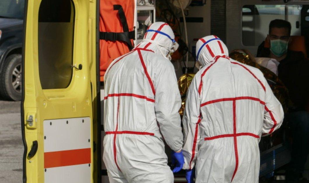 Ισπανία – Νεκροί: 3.434 περισσότεροι από την Κίνα – Γαλλία 240 σε μία μέρα, Γερμανία 36 σε 24 ώρες  - Κυρίως Φωτογραφία - Gallery - Video