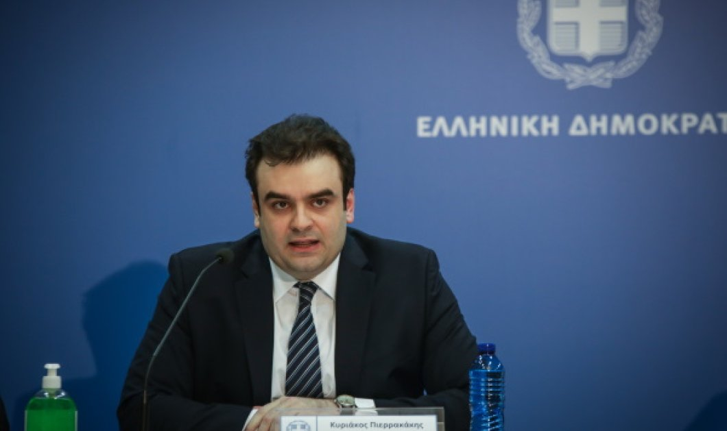 Και εν μέσω του «πολέμου» του κορωνοϊού, ο Πιερρακάκης ανακοινώσε το πλήρες Gov.gr - Το νέο πρόσωπο του Ελληνικού κράτους - Κυρίως Φωτογραφία - Gallery - Video