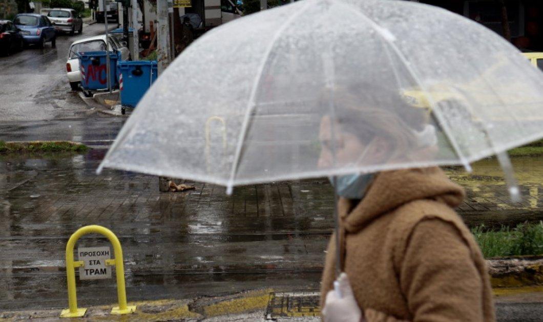 Σάββατο με βροχές αλλά και χιονοπτώσεις – Η θερμοκρασία σε μικρή άνοδο - Κυρίως Φωτογραφία - Gallery - Video