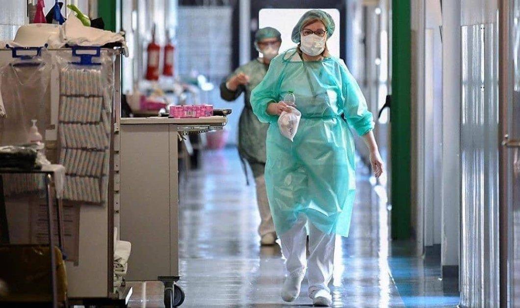 Κορωνοϊός παγκοσμίως: Τα 345.294 έφτασαν τα συνολικά κρούσματα - 14.925 νεκροί & 10.633 σε κρίσιμη κατάσταση  - Κυρίως Φωτογραφία - Gallery - Video