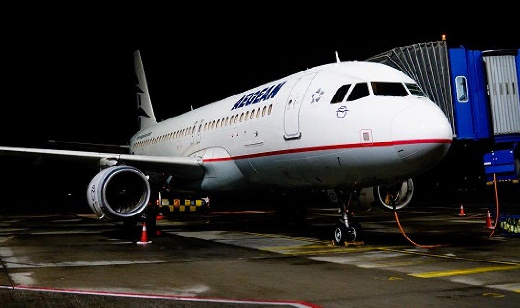 Aegean και Ελληνικά Πετρέλαια προσφέρουν δωρεάν πτήσεις μεταφοράς ιατροφαρμακευτικού υλικού  - Κυρίως Φωτογραφία - Gallery - Video