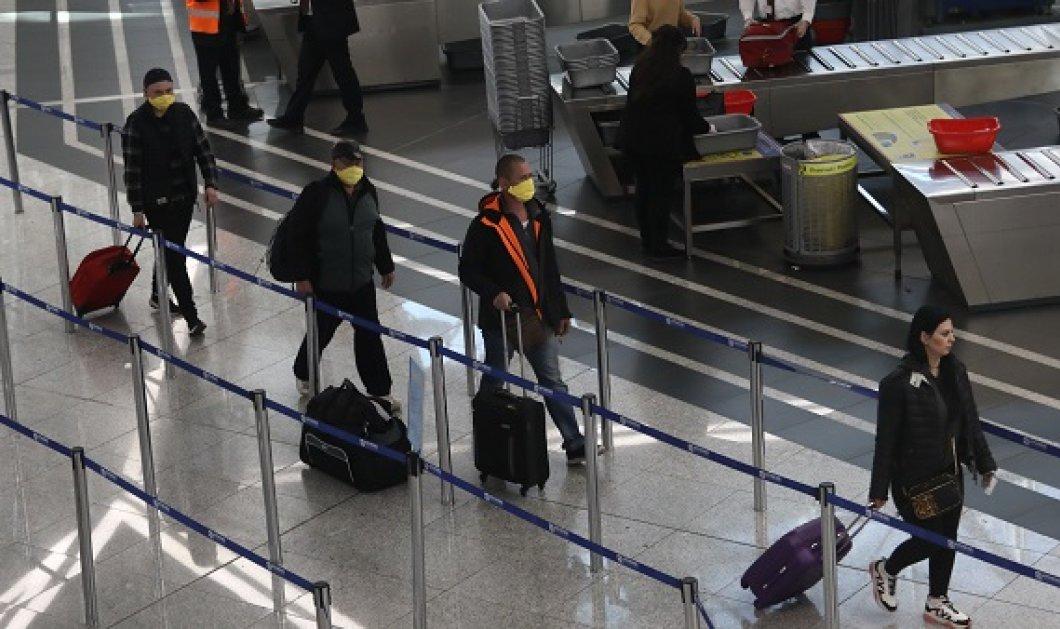 Κορωνοϊός: Επιστρέφουν 400 Έλληνες από το Λονδίνο - Σε καραντίνα όλοι για 14 ημέρες - Κυρίως Φωτογραφία - Gallery - Video