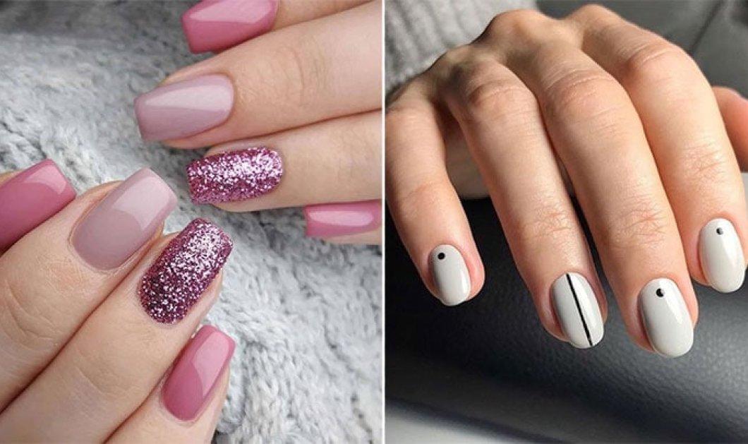 Απλά σχέδια για τέλεια νύχια που μπορείς να κάνεις εύκολα τώρα που μένεις στο σπίτι!  - Κυρίως Φωτογραφία - Gallery - Video