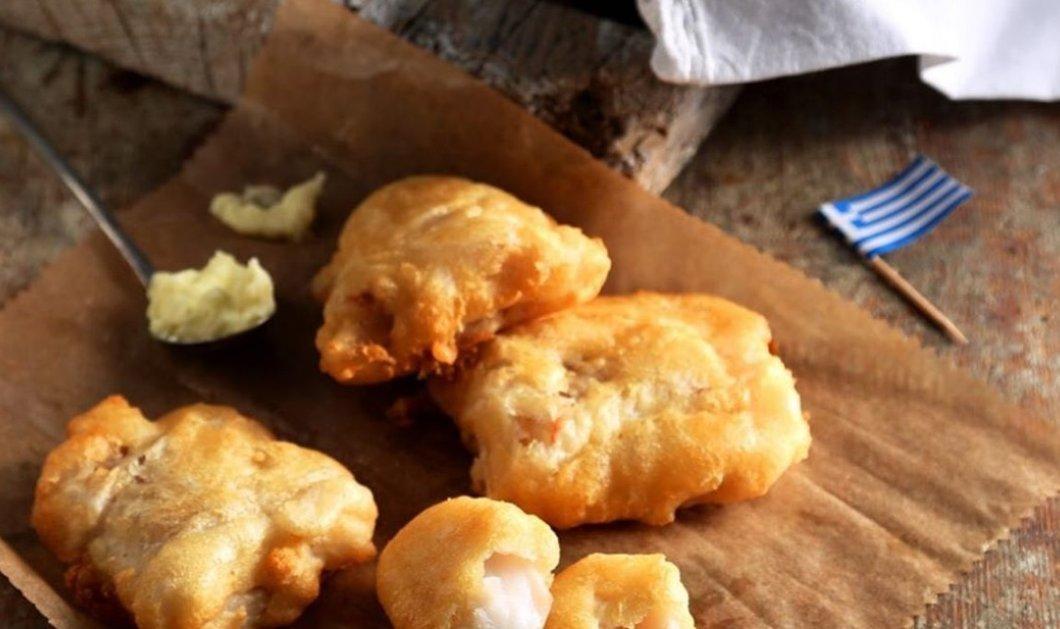 Φτιάξτε μπακαλιάρο σκορδαλιά με την υπέροχη συνταγή που μας δίνει η Αργυρώ Μπαρμπαρίγου (βίντεο) - Κυρίως Φωτογραφία - Gallery - Video