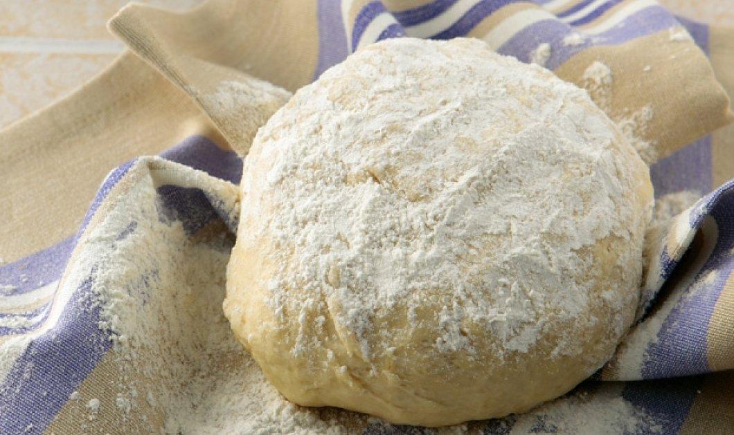 Έτσι θα φτιάξετε το δικό σας ψωμί στο σπίτι - Μία βασική & πολύ χρήσιμη συνταγή από την Αργυρώ Μπαρμπαρίγου - Κυρίως Φωτογραφία - Gallery - Video