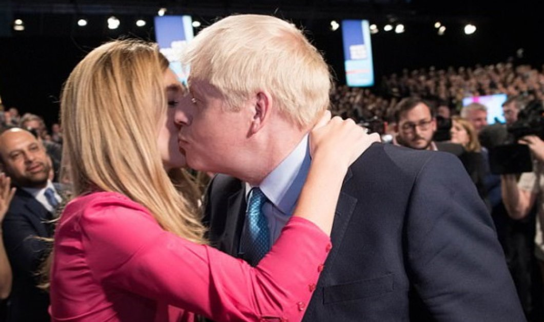 Έγκυος η σύντροφος του Boris Johnson – Η Carrie Symonds περιμένει το πρώτο της παιδί, γάμος εν όψει - Κυρίως Φωτογραφία - Gallery - Video