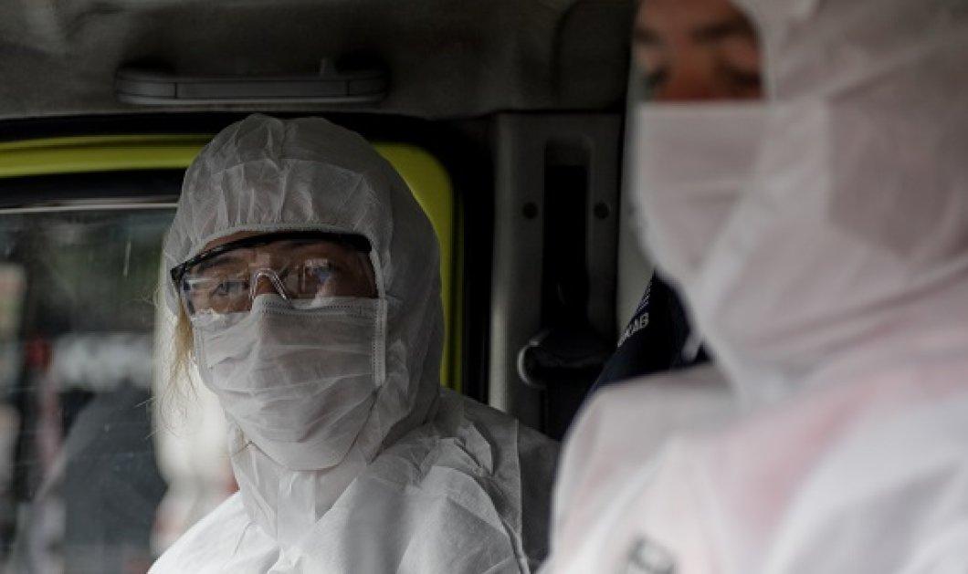 54χρονος πέθανε από εγκεφαλικό και διαγνώστηκε μετά θάνατον με κορωνοϊό - Κυρίως Φωτογραφία - Gallery - Video