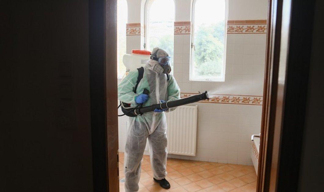 Νέα έρευνα για τον κορωνοϊό - Τι ρόλο παίζουν ο εξαερισμός στα δωμάτια & τα air condition; - Κυρίως Φωτογραφία - Gallery - Video