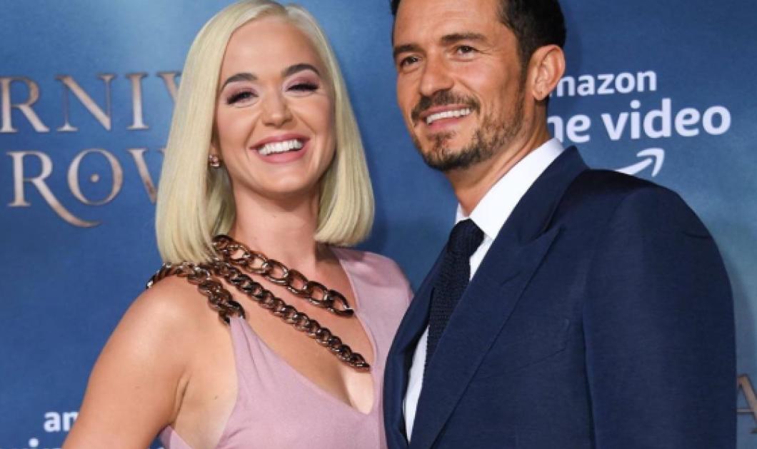 Katy Perry και Orlando Bloom περιμένουν το πρώτο τους παιδί - Δείτε πως το ανακοίνωσαν (βίντεο) - Κυρίως Φωτογραφία - Gallery - Video