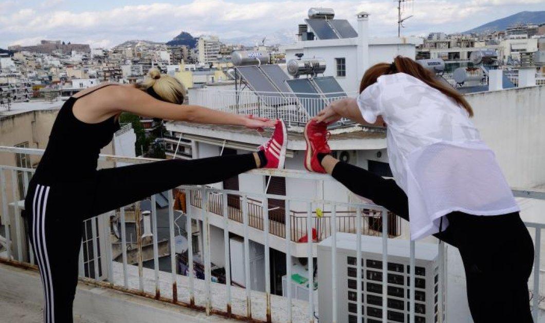 Η ζωή με κορωνοϊό: Γυμναστική & DJ στις ταράτσες, περίπατοι στη φύση & στις παραλίες - Κυρίως Φωτογραφία - Gallery - Video