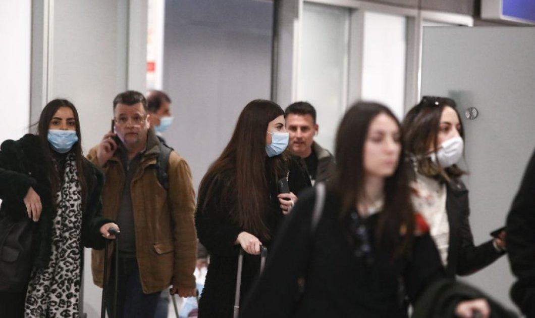 Κορωνοϊός: Στα 31 τα κρούσματα του ιού στην Ελλάδα - Επιβεβαιώθηκαν 21 νέα από τους ταξιδιώτες στο Ισραήλ (βίντεο) - Κυρίως Φωτογραφία - Gallery - Video