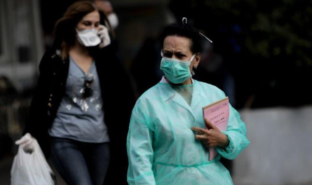 Επανεμφάνιση του ιού των ποντικιών: Νεκρός ένας άνδρας από χανταϊό στην Κίνα - Κυρίως Φωτογραφία - Gallery - Video