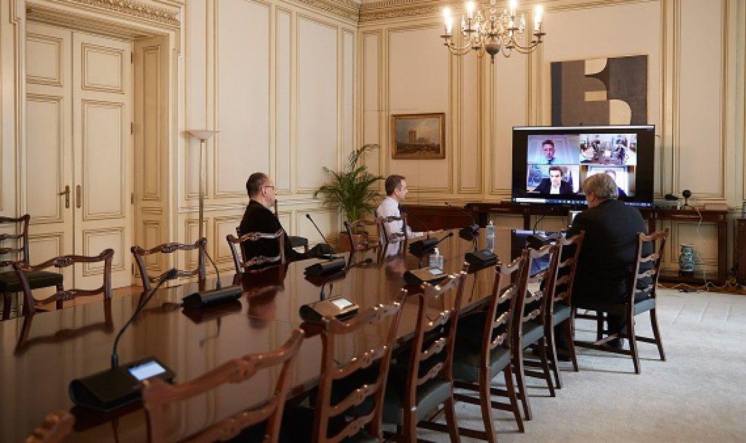 Πιερρακάκης Digital μέτρο Νο2: Μέσω της πλατφόρμας e:Presence οι συσκέψεις του Πρωθυπουργού με υπουργούς & φορείς - Κυρίως Φωτογραφία - Gallery - Video