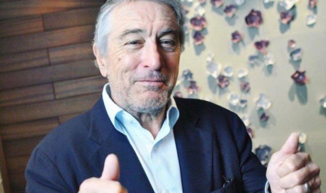 Ο Ρόμπερτ Ντε Νίρο μας…. παρακολουθεί -  «Μείνετε σπίτι» λέει ο διάσημος ηθοποιός και το εννοεί! (βίντεο) - Κυρίως Φωτογραφία - Gallery - Video