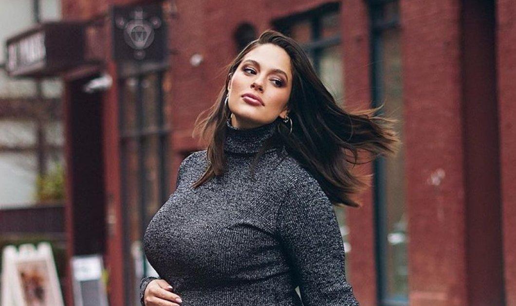 Ashley Graham: Το διασημότερο plus size μοντέλο του κόσμου γιόρτασε την ημέρα της γυναίκας με μια συγκλονιστική φωτό από τον τοκετό της - Κυρίως Φωτογραφία - Gallery - Video