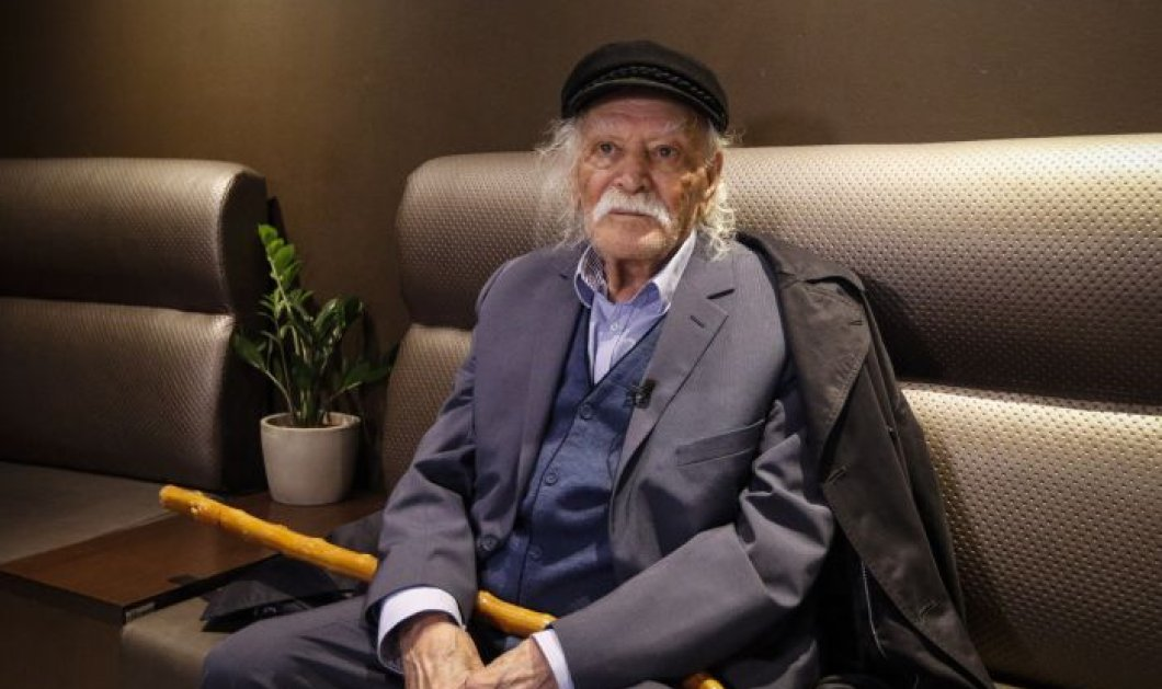 Πέθανε ο Μανώλης Γλέζος σε ηλικία 98 ετών (φωτό & βίντεο) - Κυρίως Φωτογραφία - Gallery - Video