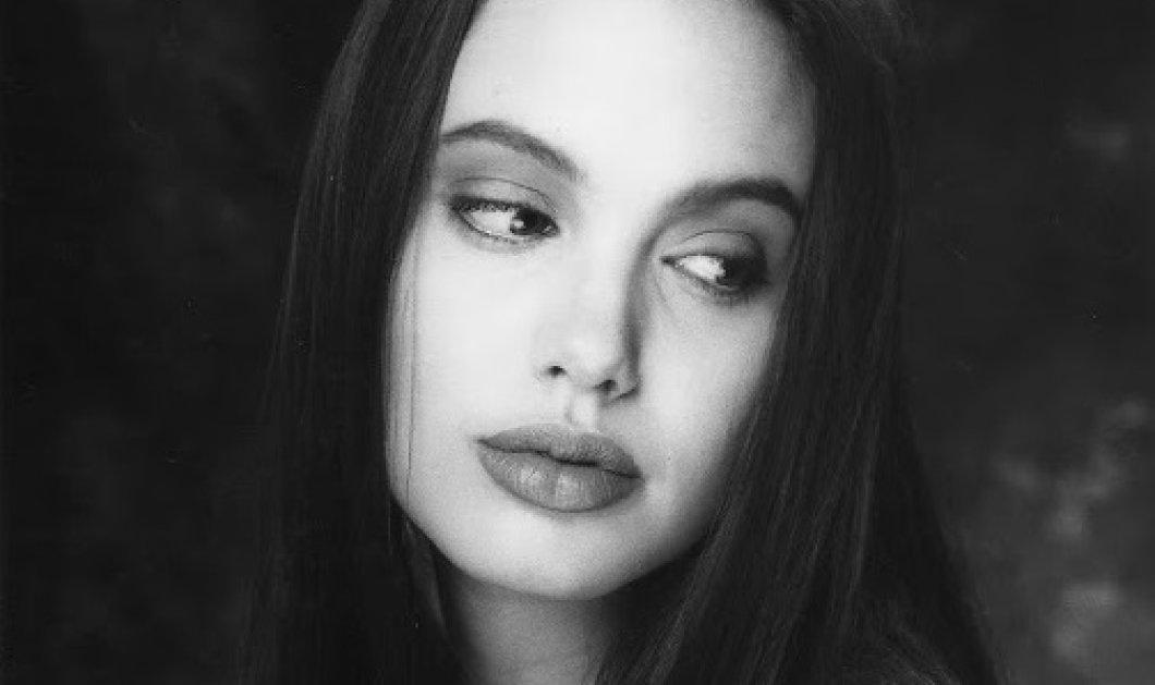 Άγγελος έφηβη η Angelina Jolie: Σε αδημοσίευτες φωτογραφίες ποζάρει ως μοντέλο στην Καλιφόρνια το 1991 - Κυρίως Φωτογραφία - Gallery - Video