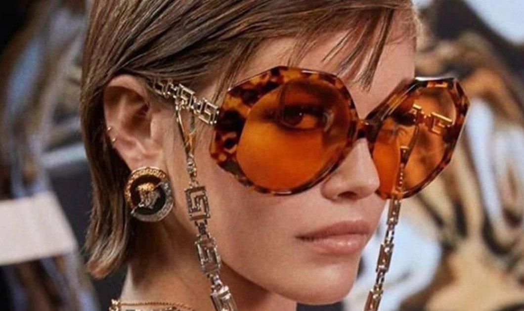 Άντε και το καλοκαίρι θα φοράτε τέτοια γυαλιά σαν την Kaia Gerber, σας το υπόσχομαι κούκλες μου (φωτό) - Κυρίως Φωτογραφία - Gallery - Video