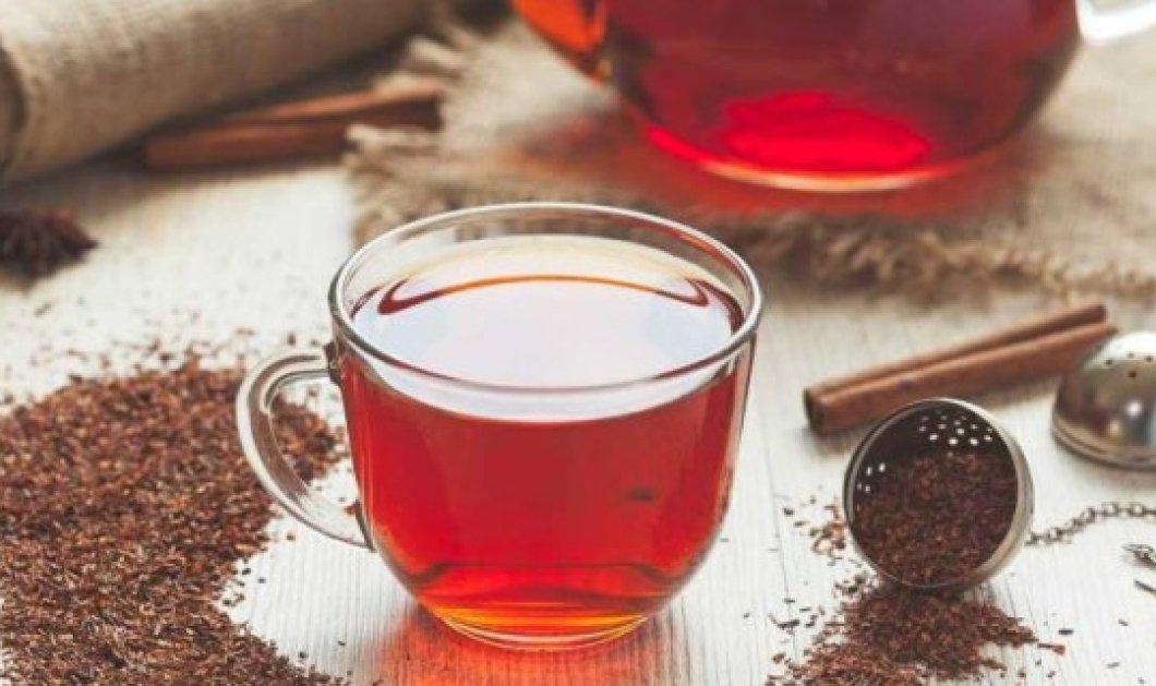 Κάψτε το λίπος με ένα κόκκινο ρόφημα – Τσάι ρόιμπος - Κυρίως Φωτογραφία - Gallery - Video