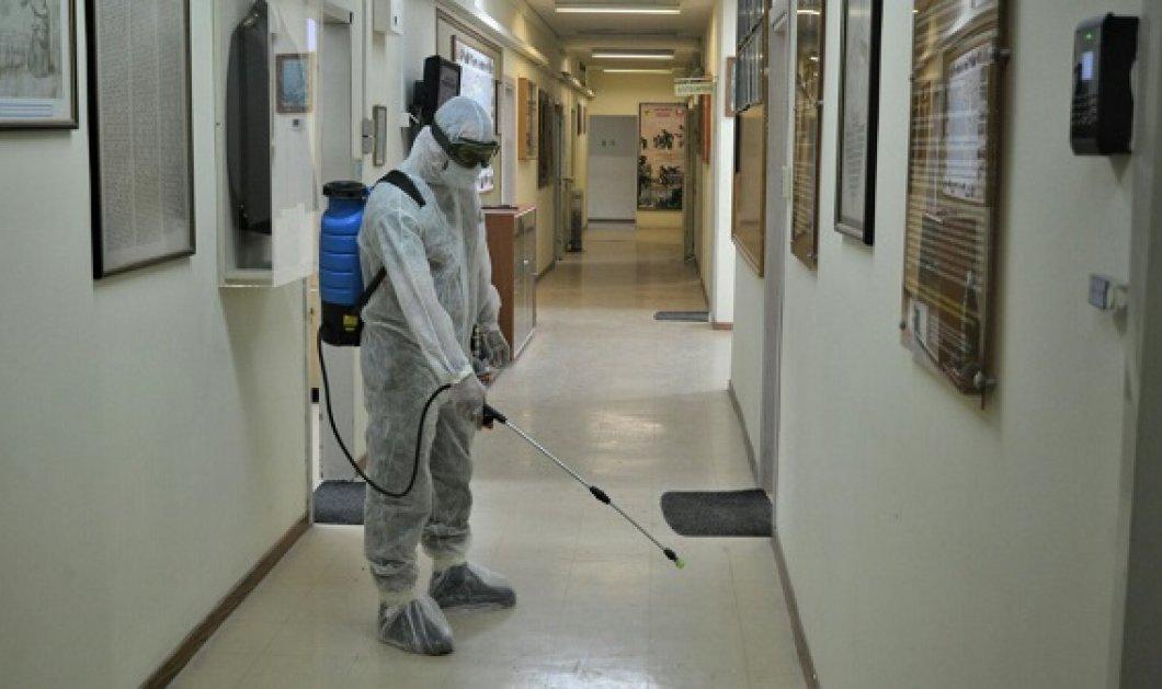 Κορωνοϊός - Ελλάδα: Στους 46 οι νεκροί - 3 ασθενείς κατέληξαν τις τελευταίες ώρες σε Αθήνα και Κοζάνη - Κυρίως Φωτογραφία - Gallery - Video