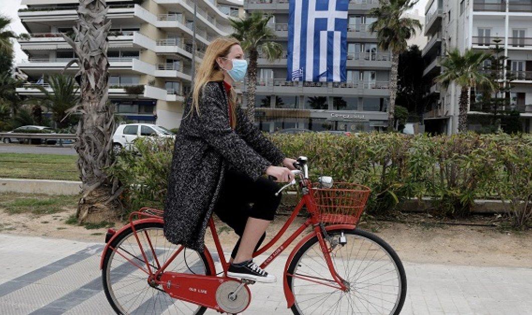 Κορωνοϊός - Έκθεση ΕΟΔΥ: Ποιοι νομοί της Ελλάδας δεν έχουν κανένα κρούσμα - Κυρίως Φωτογραφία - Gallery - Video
