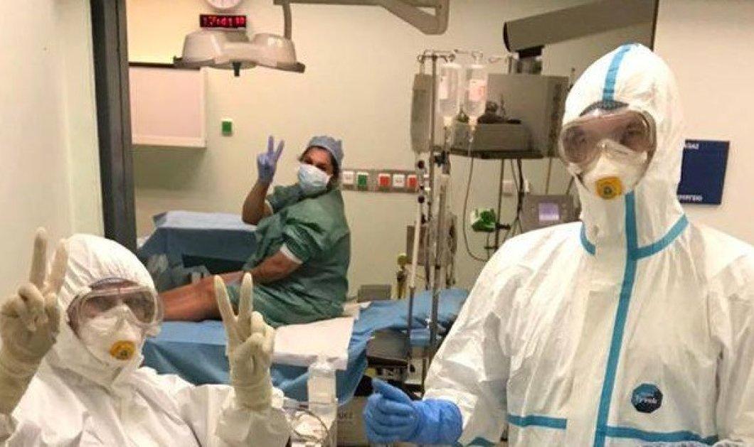 Το πρώτο μωρό του κορωνοϊού στη χώρα μας - Γυναίκα θετική στον ιό γέννησε υγιές αγοράκι - Κυρίως Φωτογραφία - Gallery - Video