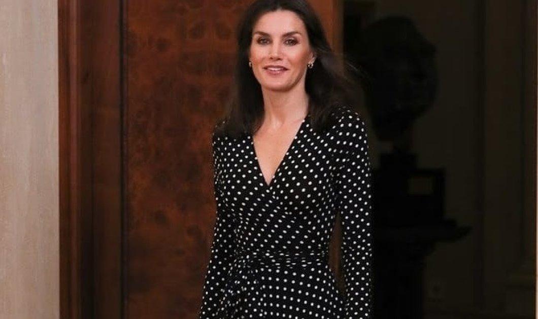 Η γκαρνταρόμπα της υπέρκομψης βασίλισσας της Ισπανίας Λετίθια μέσα σε 15 μέρες: Τα best of (φωτό) - Κυρίως Φωτογραφία - Gallery - Video