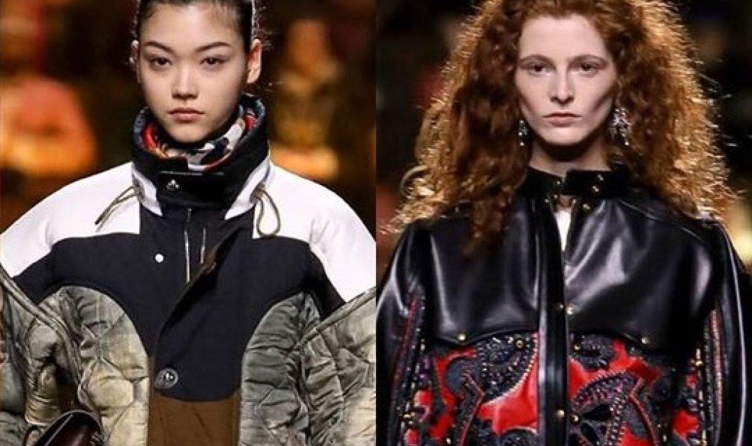 Τα βαρυφορτωμένα αλλά υπέροχα jackets που παρουσίασε ο Luis Vuitton στο Παρίσι για τον ερχόμενο χειμώνα - Δείτε στιλ (φωτό) - Κυρίως Φωτογραφία - Gallery - Video
